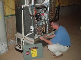 Central Heating Systems Servicing Reservoir