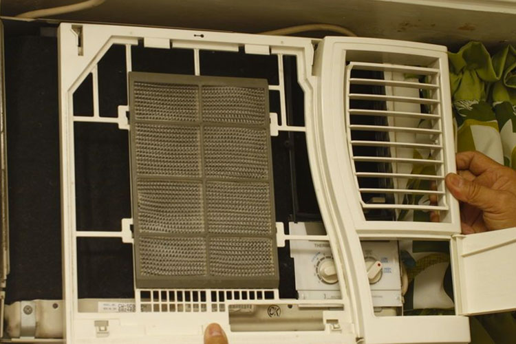 Professional Air Conditioning Blind Bight
