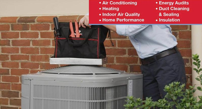 Repair of Central Heating Systems Lyonville