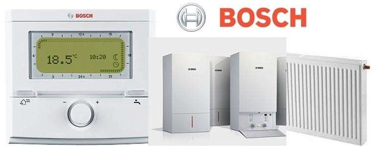 Bosch Hydronic Heating Products