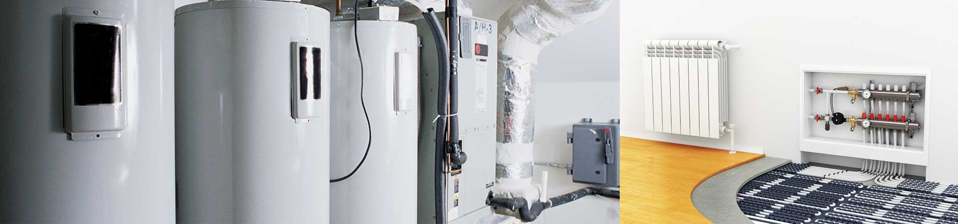 Hydronic Heating Melbourne Slider
