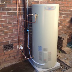 Hot Water System Services