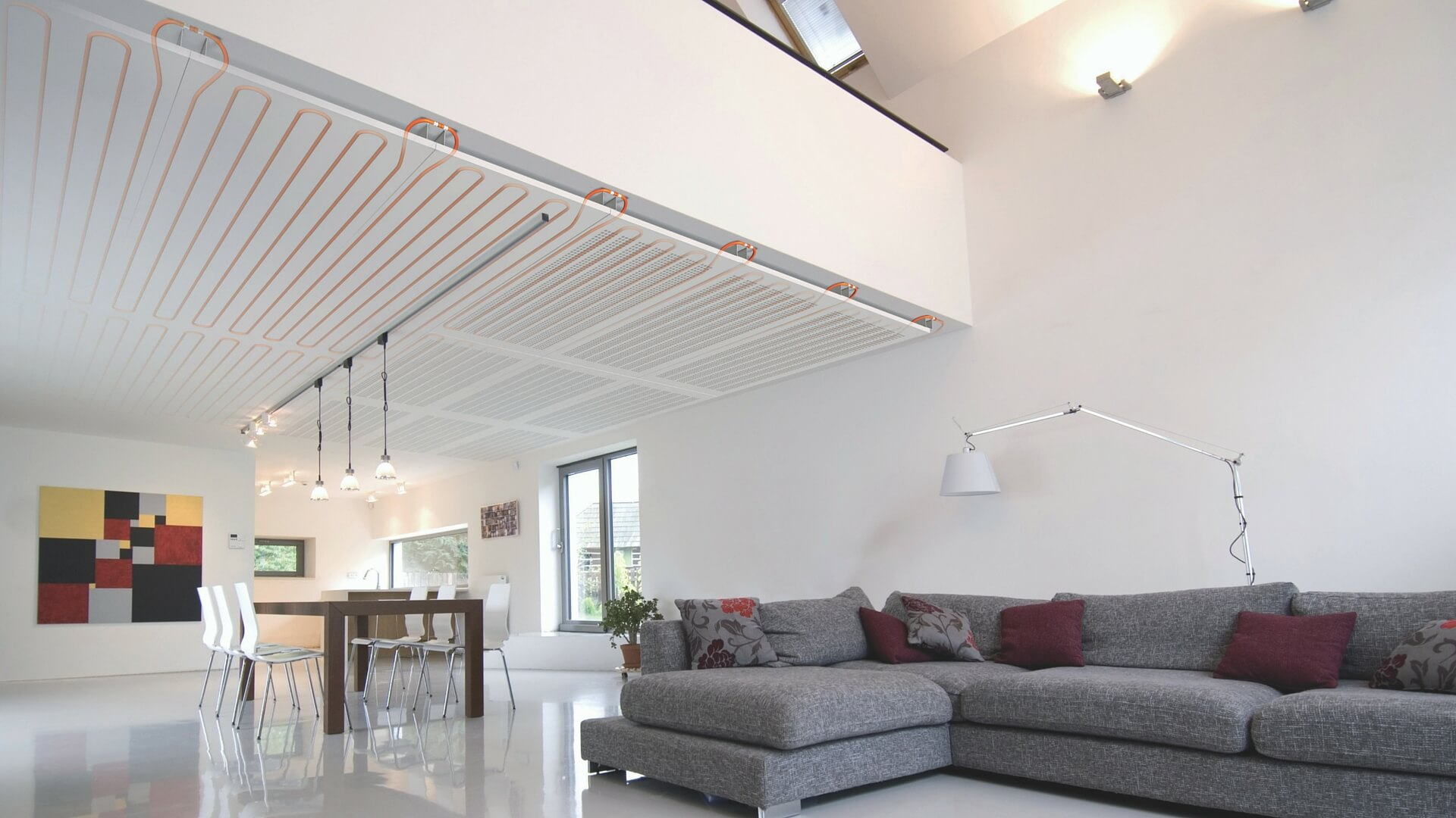Hydronic Heating System Ruby