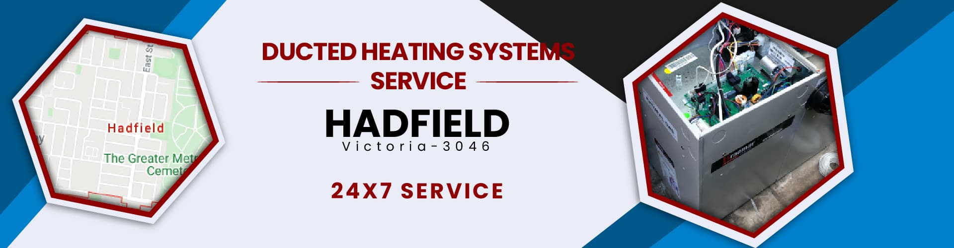 Ducted Heating Systems Hadfield