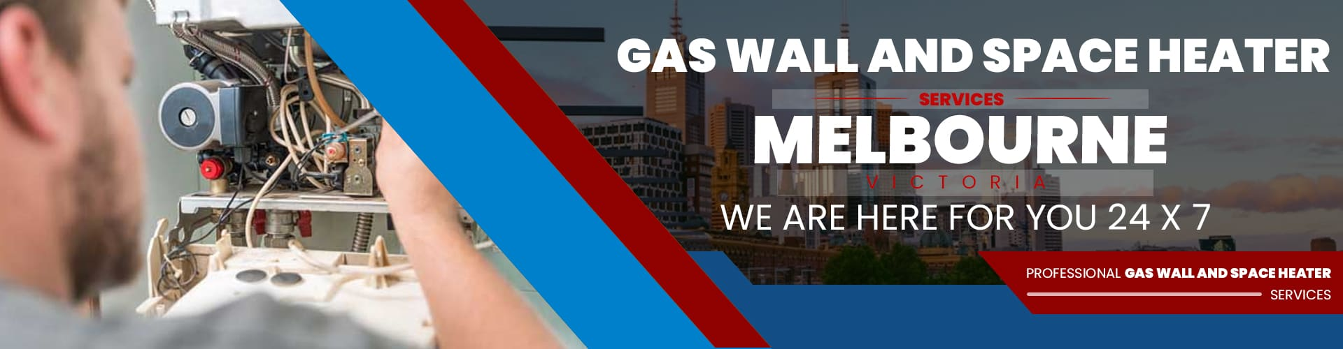 Gas Wall And Space Heater Service Melbourne