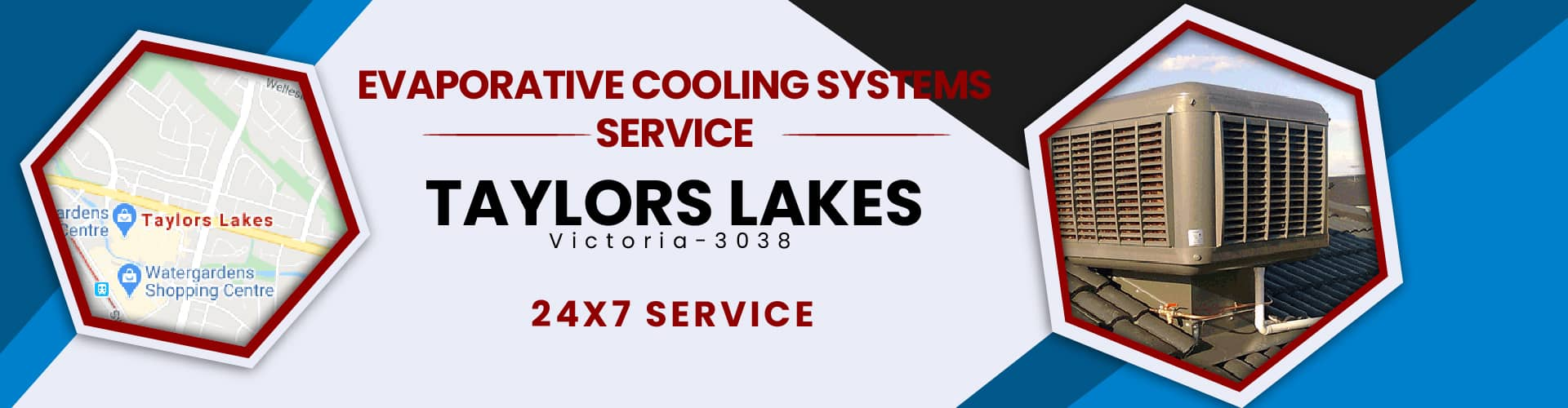 Evaporative Cooling Taylors Lakes